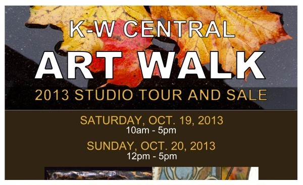 Central Art Walk Logo